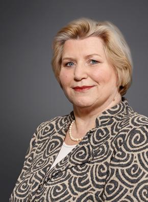 Niedersächsischen Sozialministerin Cornelia Rundt