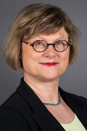 Justizministerin Antje Niewisch-Lennartz / Foto Dimitrios Anastassakis